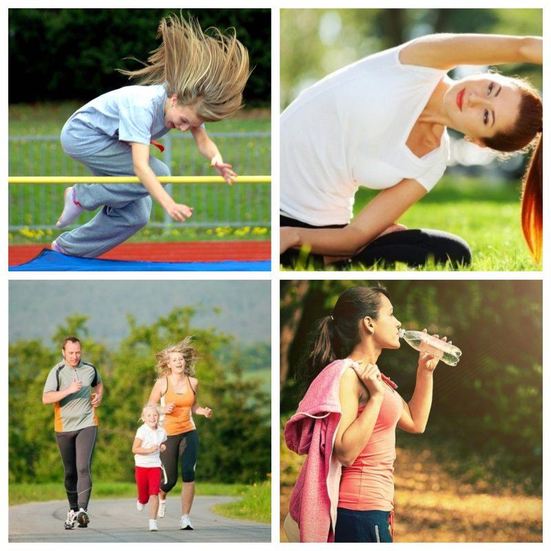 efecte ale sportului