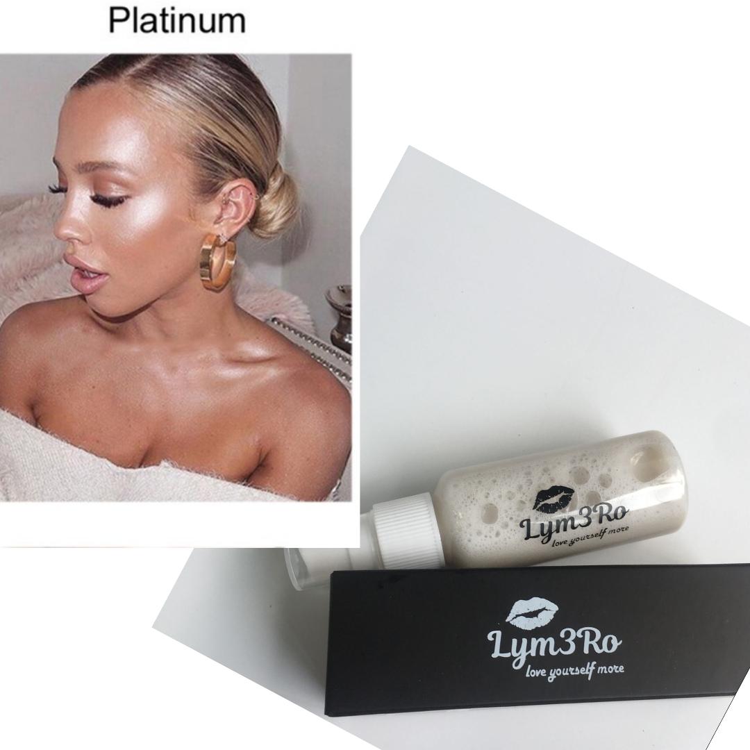 iluminator spray platinum