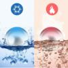 sfera masaj rece sau calda